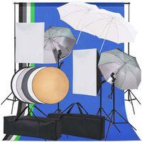 vidaXL Rasvjetna Oprema za Foto Studio
