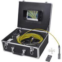 Kamera za Pregled Cijevi 30 m s DVR Kontrolom