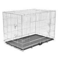 Sklopivi metalni kavez za pse XXL