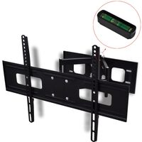 "vidaXL Držač za TV s horizontalnom i vertikalnom podesivošću 3D 600 x 400 mm 37"" - 70"""