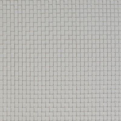 vidaXL Mreža od nehrđajućeg čelika 100 x 1000 cm srebrna