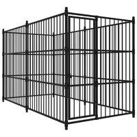 vidaXL Vanjski kavez za pse 300 x 150 x 185 cm