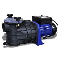 Plava električna pumpa za bazene 500W