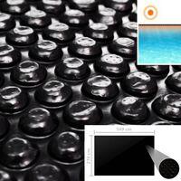 vidaXL Pokrivač za bazen crni 549 x 274 cm PE