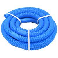 vidaXL Crijevo za bazen plavo 38 mm 9 m