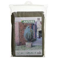 Nature zimski pokrov od flisa 70 g/m² zeleni 2 x 2,5 m