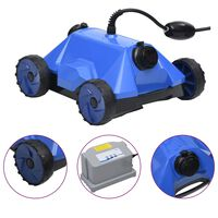vidaXL Robotski čistač bazena