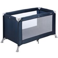 """Safety 1st Travel Cot """"Soft Dreams"""" Navy Blue 21125550"""