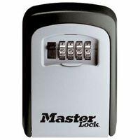 Zidni ugradbeni sef za ključ Master Lock 5401EURD s brojčanom bravom