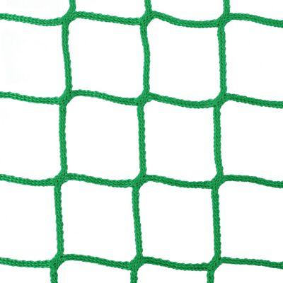 vidaXL Mreže za sijeno 2 kom kvadratne 0,9 x 2 m PP