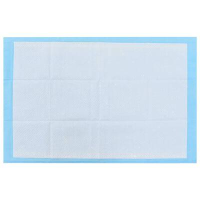 vidaXL Podloge za obuku ljubimaca 200 kom 90 x 60 cm od netkane tkanine