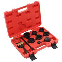 vidaXL Set alata za čahure vučne ruke za stražnju osovinu BMW-a