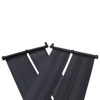 vidaXL Solarne ploče za grijanje bazena 4 kom 80 x 310 cm