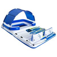 Bestway Tropical Breeze plutajuća ležaljka 389 x 274 cm 43105