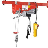 Električna Dizalica 500 W 100/200 kg