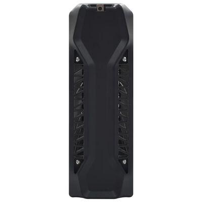vidaXL Uništavač insekata crni aluminijski ABS 30 W