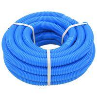 vidaXL Crijevo za bazen plavo 32 mm 12,1 m