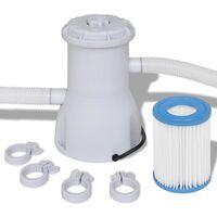Pumpa za bazen filterom 3028 L / h