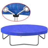 vidaXL Navlaka za trampolin PE 300 cm 90 g/m²
