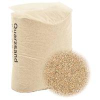 vidaXL Pijesak za filtar 25 kg 0,4 - 0,8 mm