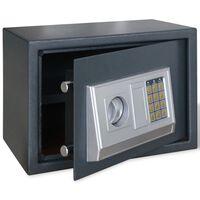 Elektronički Digitalni Sef s Policom 35 x 25 x 25 cm