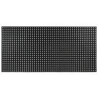 vidaXL Otirač od gume 23 mm 100 x 200 cm