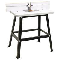 vidaXL Stol za glodalicu od čelika i MDF-a 81 x 61 x 88 cm