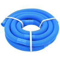 vidaXL Crijevo za bazen plavo 32 mm 6,6 m