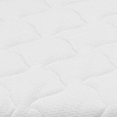 vidaXL Nadmadrac 90 x 200 cm od visco memorijske pjene 6 cm