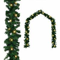 Božićna girlanda s LED svjetlima 10 m