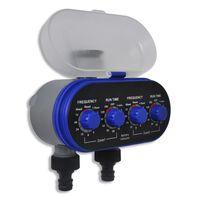 Vrtni elektronički automatski vodeni mjerač navodnjavanja