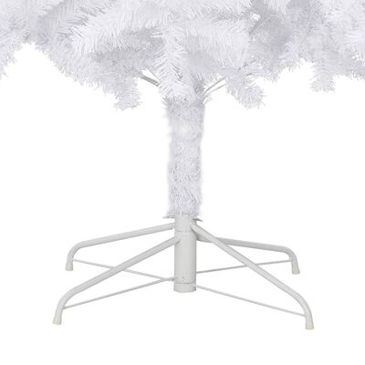 vidaXL Umjetno božićno drvce 300 cm bijelo
