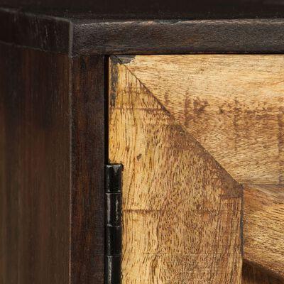 vidaXL TV ormarić od masivnog drva manga 140 x 30 x 45 cm