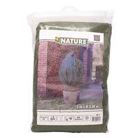 Nature zimski pokrov od flisa 70 g/m² zeleni 2,5 x 3 m