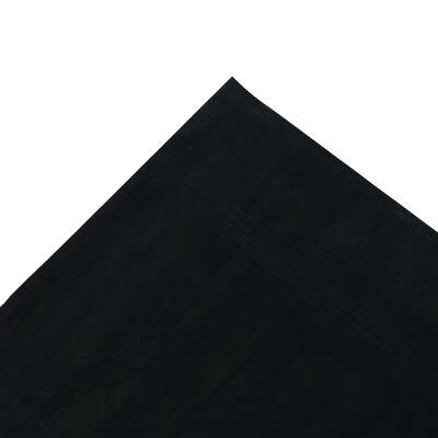 vidaXL Podna prostirka od protuklizne gume 1,2 x 2 m 6 mm glatka
