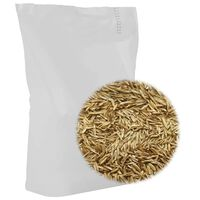 vidaXL Sjeme trave za suha i vruća područja 15 kg