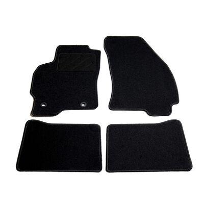 vidaXL 4-dijelni set automobilskih prostirki za Ford Mondeo III