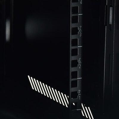 """vidaXL Komunikacijski ormar 22U 19 """" IP20 1050 x 600 x 1170 mm"""