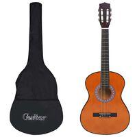 """vidaXL 8-dijelni set klasične gitare za djecu i početnike 3/4 36"""""""
