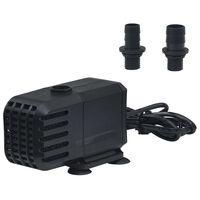 vidaXL Potopna vodena crpka za akvarij 1300 L/h