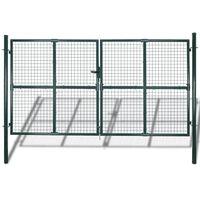 Vrata za rešetkastu ogradu, 289 x 175 cm / 306 x 225 cm