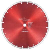 vidaXL Dijamantni disk za rezanje čelični 350 mm