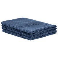 vidaXL Tepih za šator 250 x 200 cm plavi