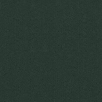 vidaXL Balkonski zastor tamnozeleni 120 x 400 cm od tkanine Oxford