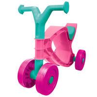 BIG Flippi bicikl na guranje ružičasto-tirkizni
