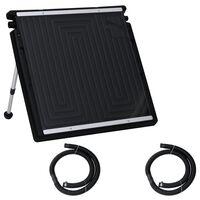 vidaXL Solarni panel za grijanje bazena 75 x 75 cm