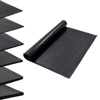 vidaXL Podna prostirka od protuklizne gume 1,2 x 5 m 3 mm glatka