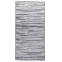 vidaXL Vanjski tepih sivi 190 x 290 cm PP