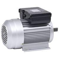 vidaXL Jednofazni električni motor 1,5 kW / 2 KS 2 pola 2800 o/min