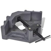 vidaXL Ručna kutna stega za bušilicu 115 mm